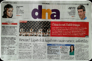 Article in DNA